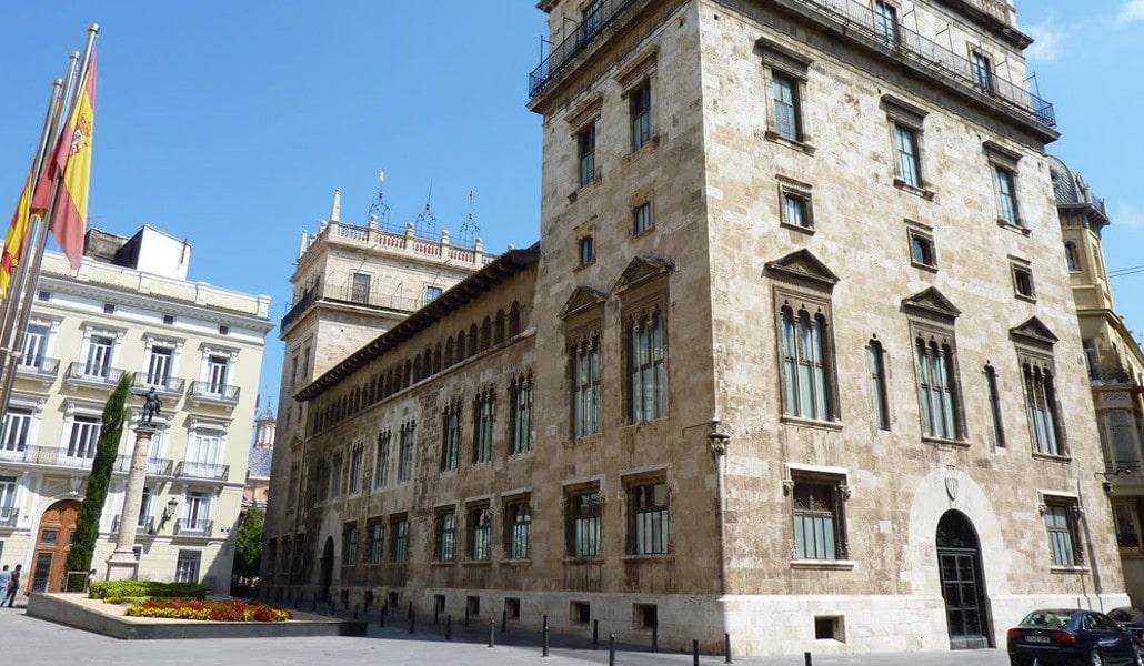 Esta semana cuélate en el Palau de la Generalitat