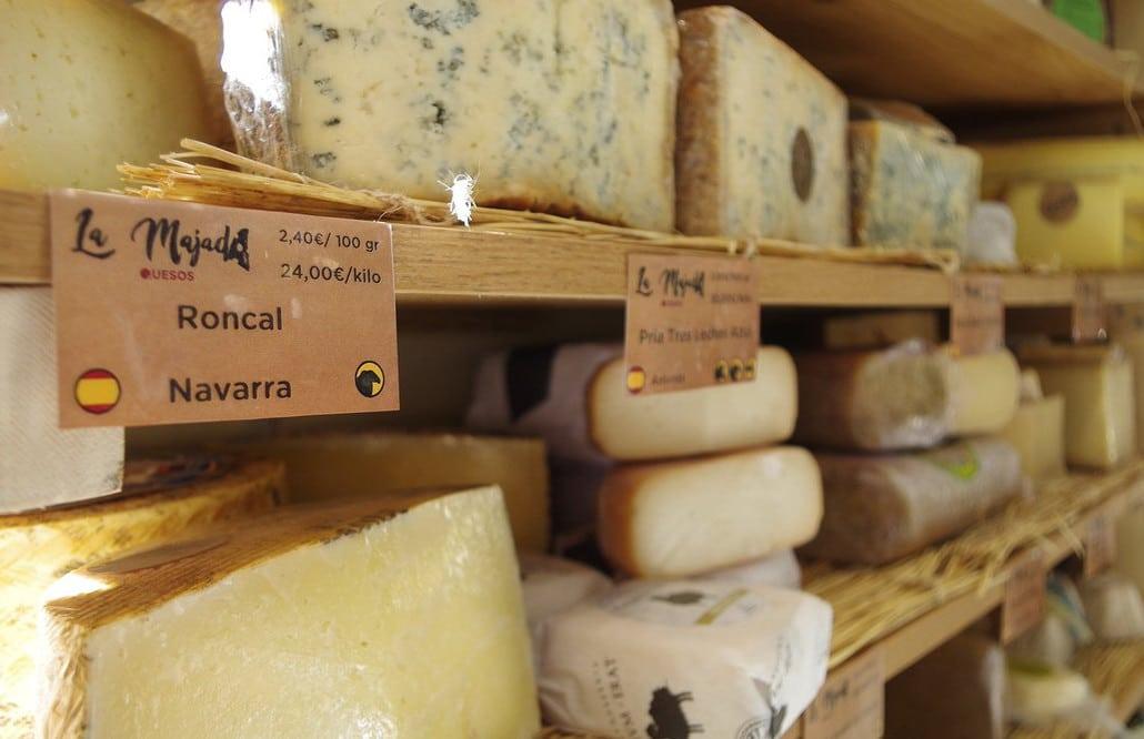 la majada quesos IV