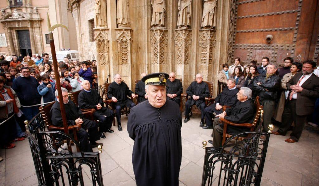 El tribunal de justicia más antiguo de Europa es valenciano