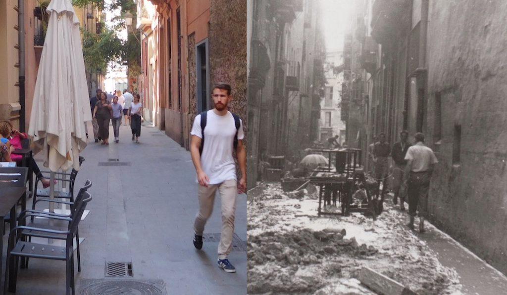 2017, un año para recordar las riadas de Valencia más devastadoras