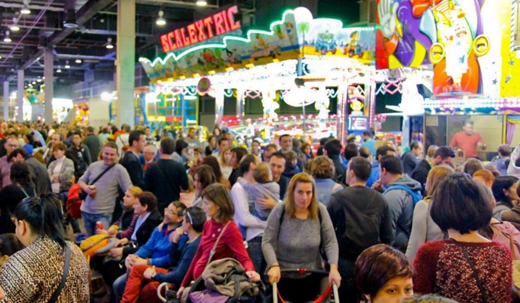 ExpoJove, el evento estrella de la Navidad en Valencia