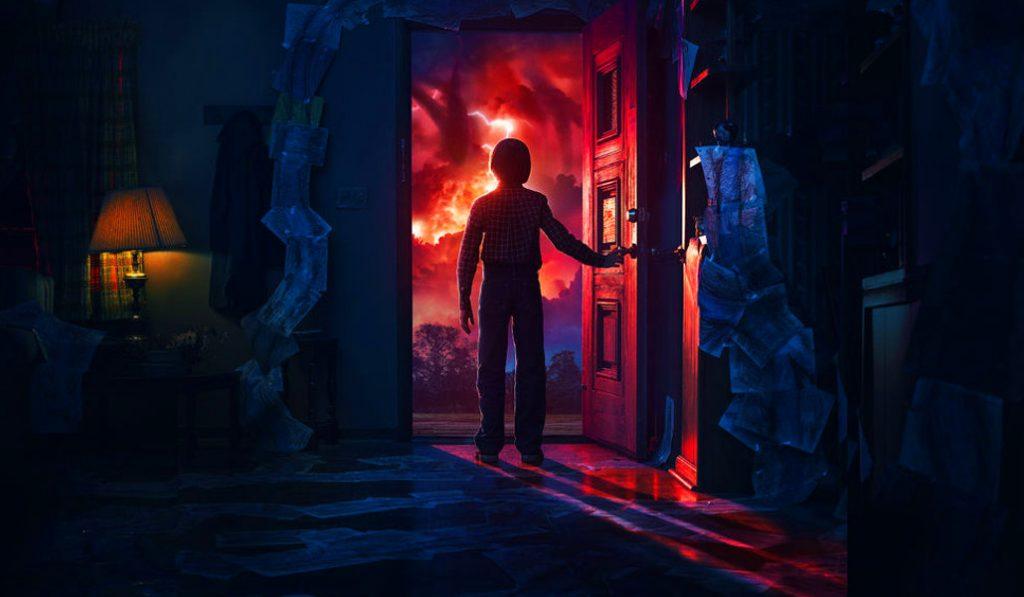 Netflix abre el portal de Stranger Things en El Carmen
