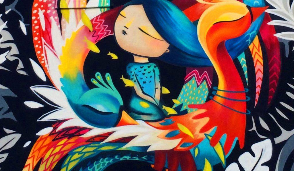 Los grafiti de Valencia pasan de la calle a una exposición en Russafa