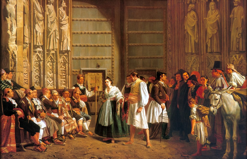 Cuadro de Bernardo Ferrándiz Bádenes (Dominio público)