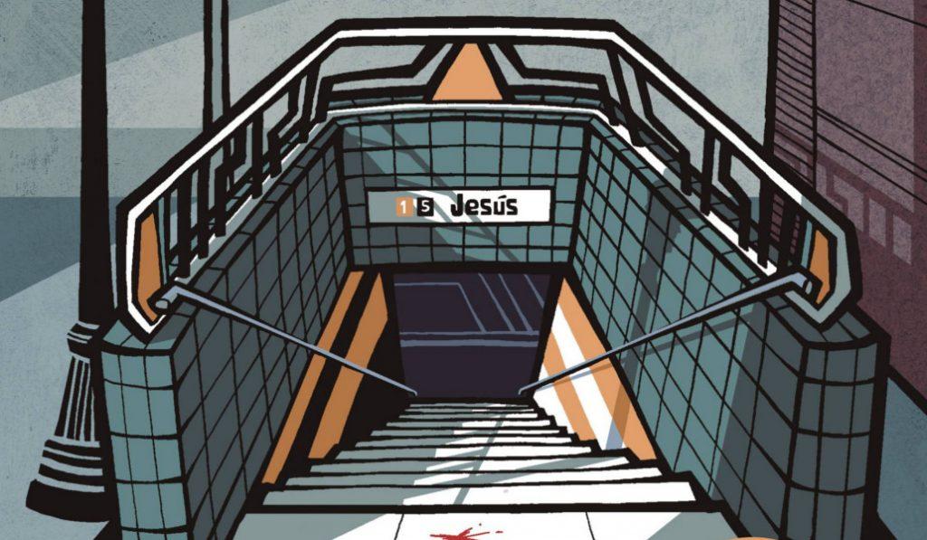 La historia del accidente de metro de Valencia se convierte en un cómic