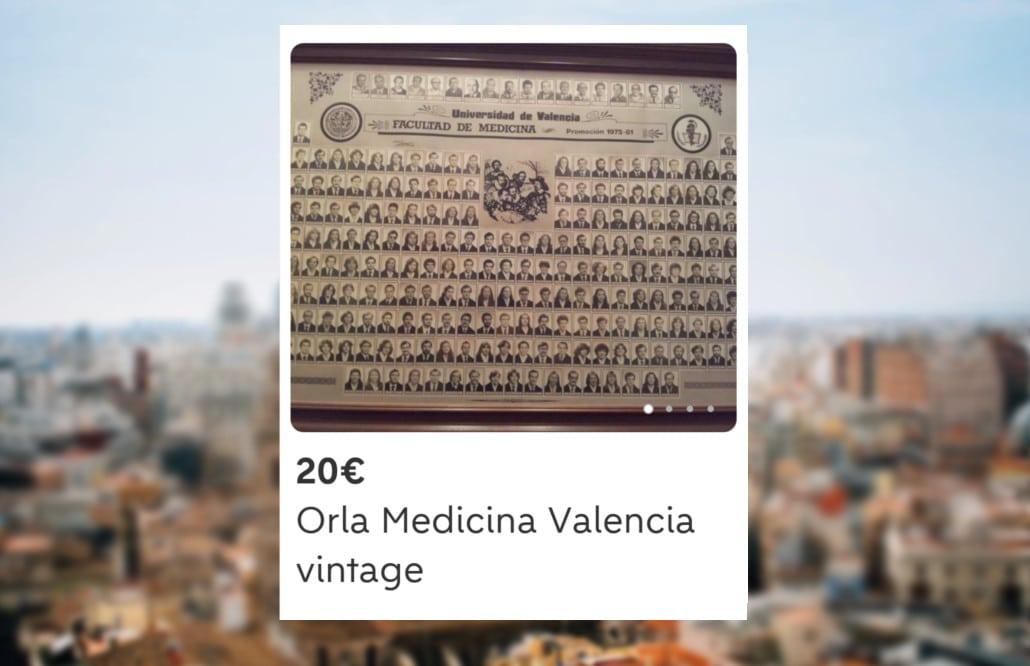 orla medicina vintage