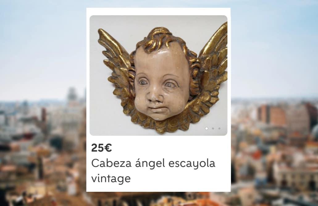 cabezaangel vintage
