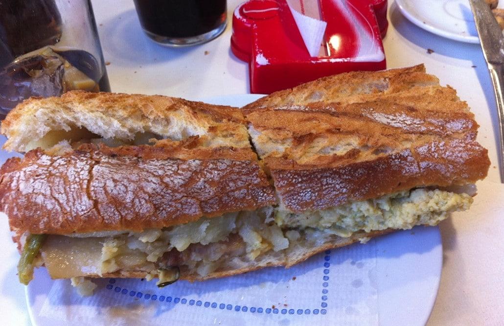 Foto: Almorzar en Valencia