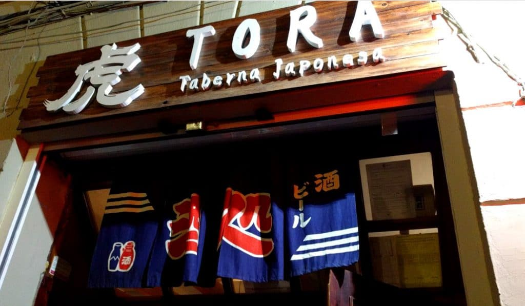Tora, la taberna japonesa importada desde Osaka