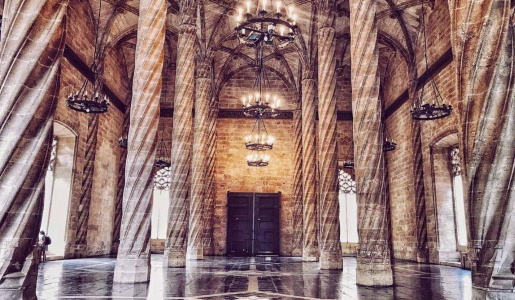 ¿Cuáles fueron los monumentos más visitados de Valencia en 2017?