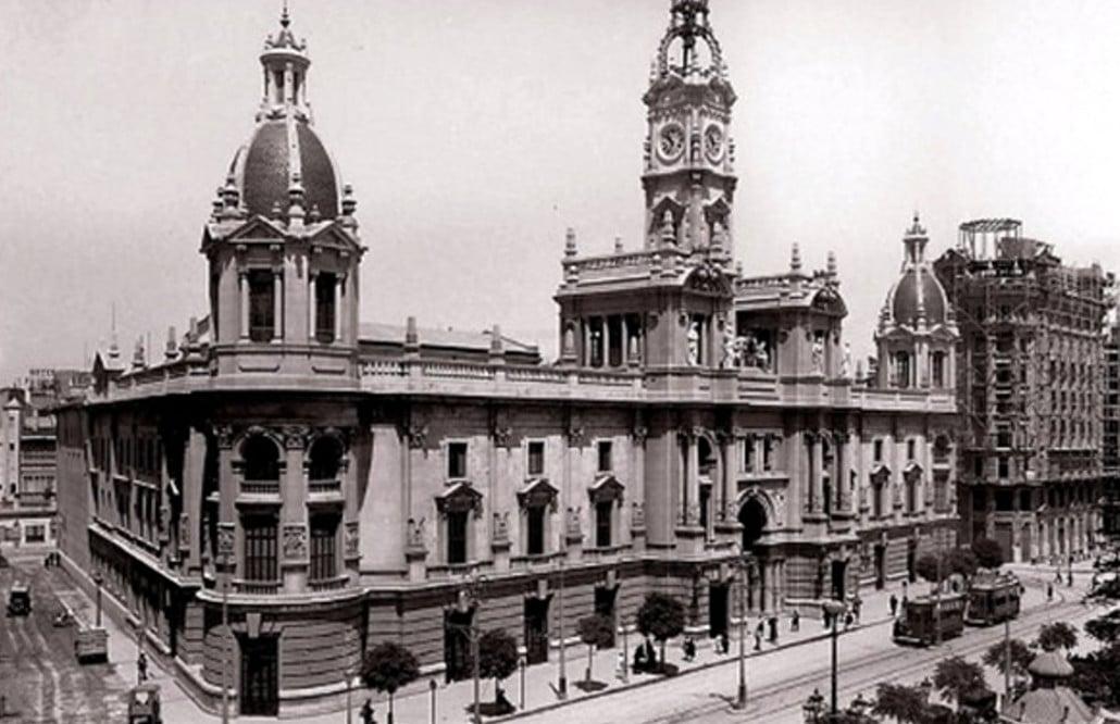 Foto: Valencia en Blanco y Negro