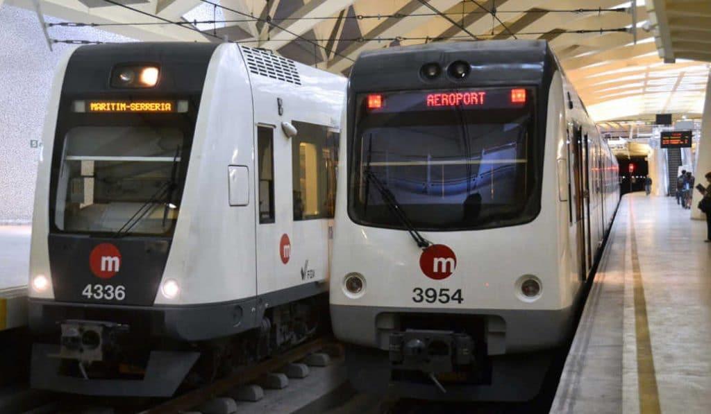 10 cosas que solo pasan en el metro de Valencia
