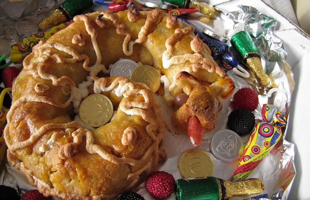 La Casca: el roscón de Reyes valenciano