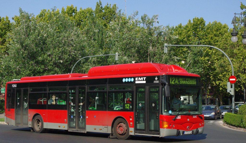 La EMT modifica el recorrido de varias de sus líneas a partir de febrero