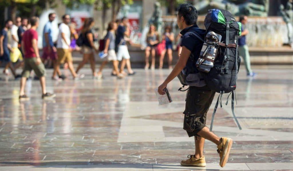 València bate su récord de turistas en un año