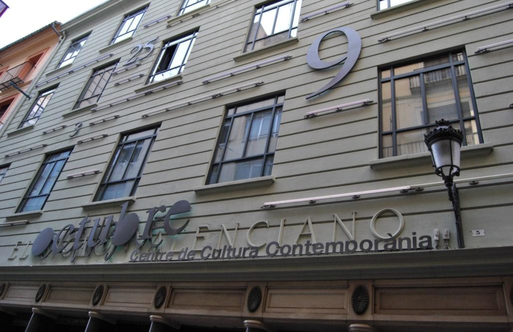 centre cultural octubre valencia