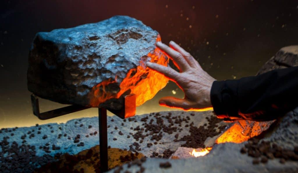 Un meteorito de 33 kilos y otras cosas que podrás ver en el nuevo Museo de Historia Natural