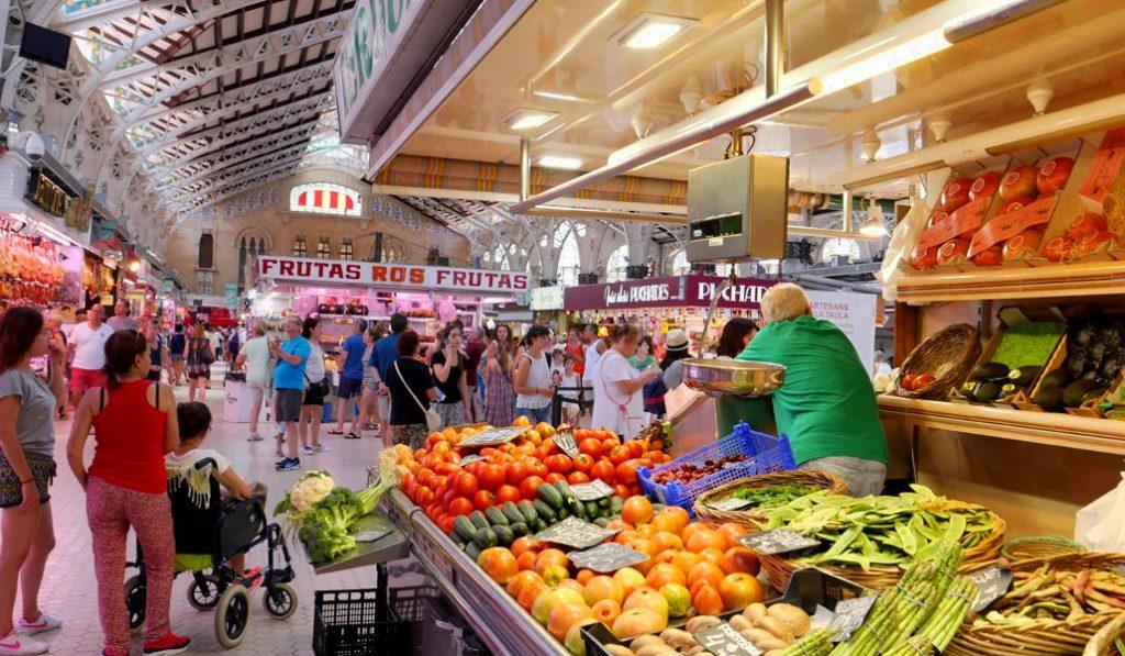 Fotografiar los mercados de Valencia tiene premio