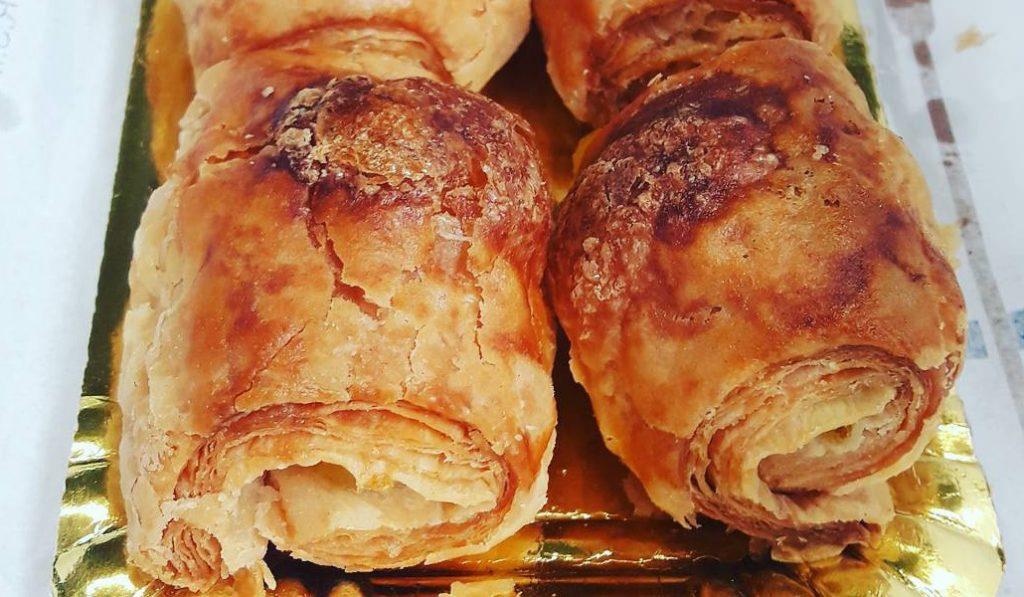 Los 'cachaps': un dulce valenciano único en el mundo