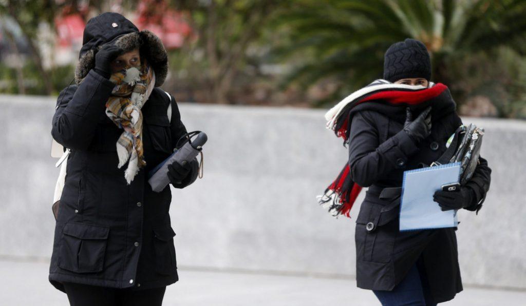 València se prepara para temperaturas bajo cero