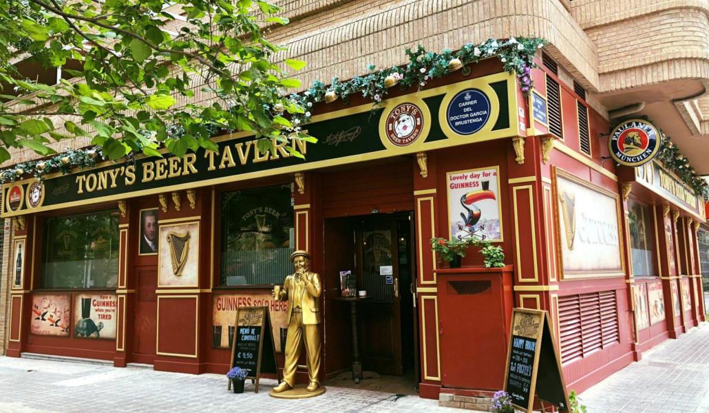 afterwork tony's tavern