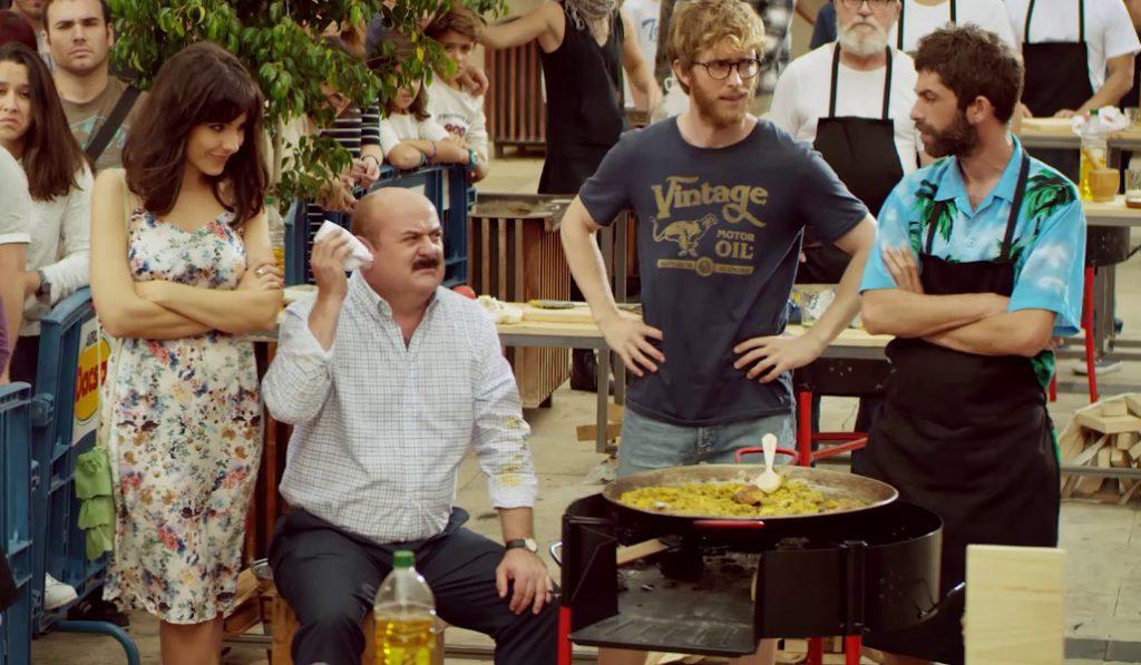 Llega 'Paella Today', la película que nos retrata como valencianos