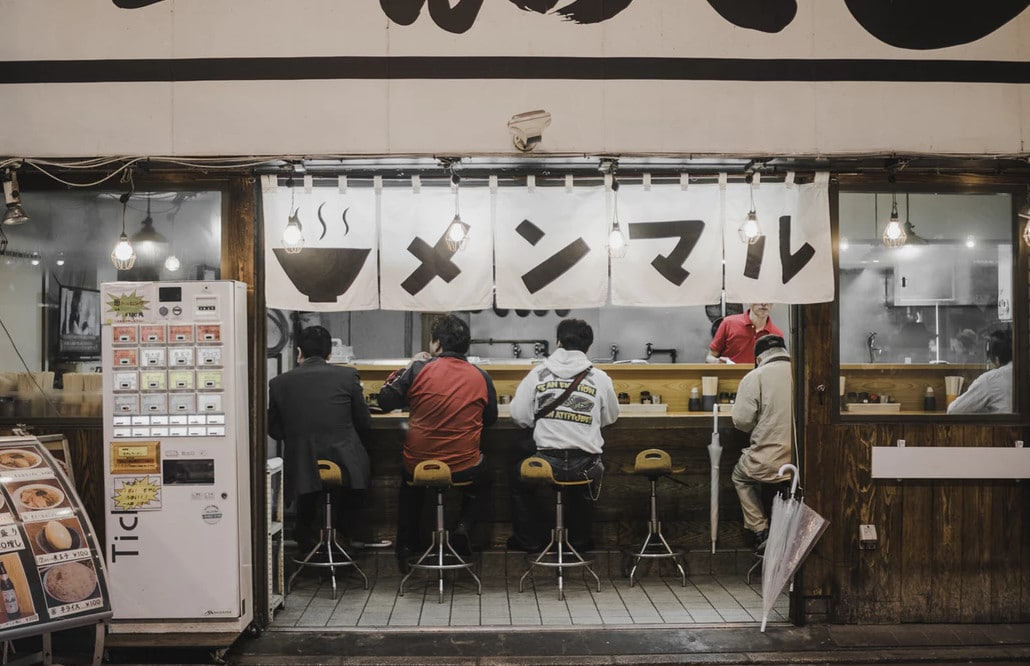 ramen japon