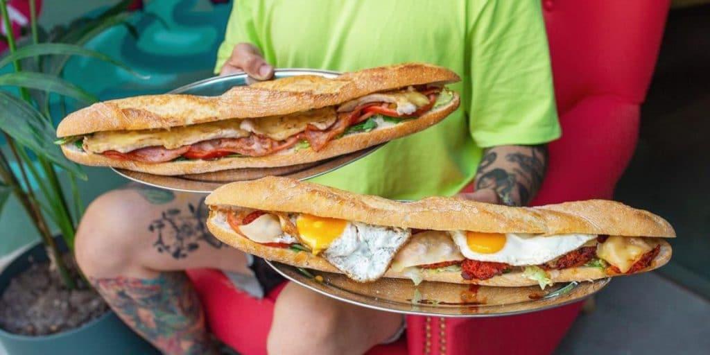 Bares de Valencia para un 'esmorzar' XXL