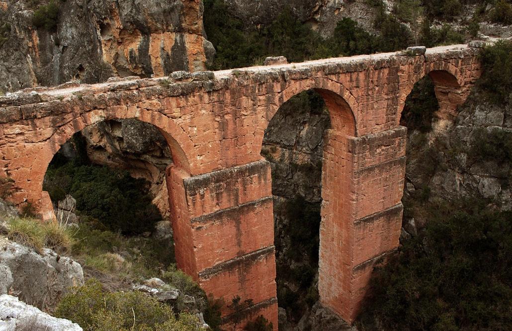 El mayor acueducto romano de la península ibérica estaba en Valencia