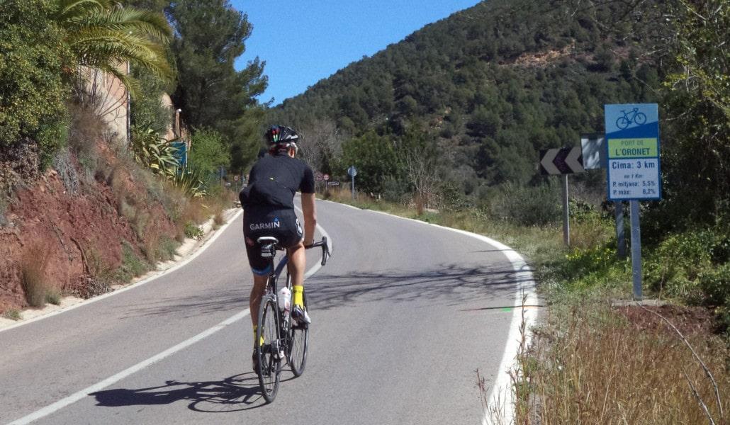 oronet garbi ruta valencia