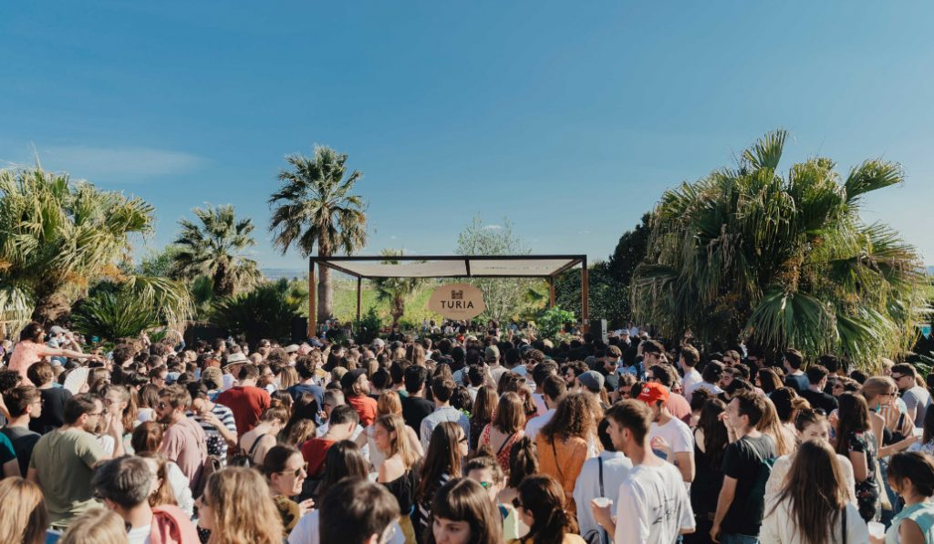 Festival de l'horta Turia: música, cultura y gastronomía en plena huerta valenciana