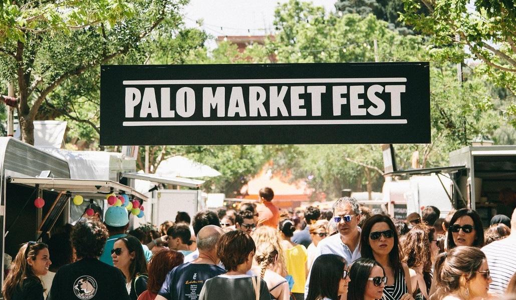 Palo Market Fest: el festival urbano de la primavera en Valencia