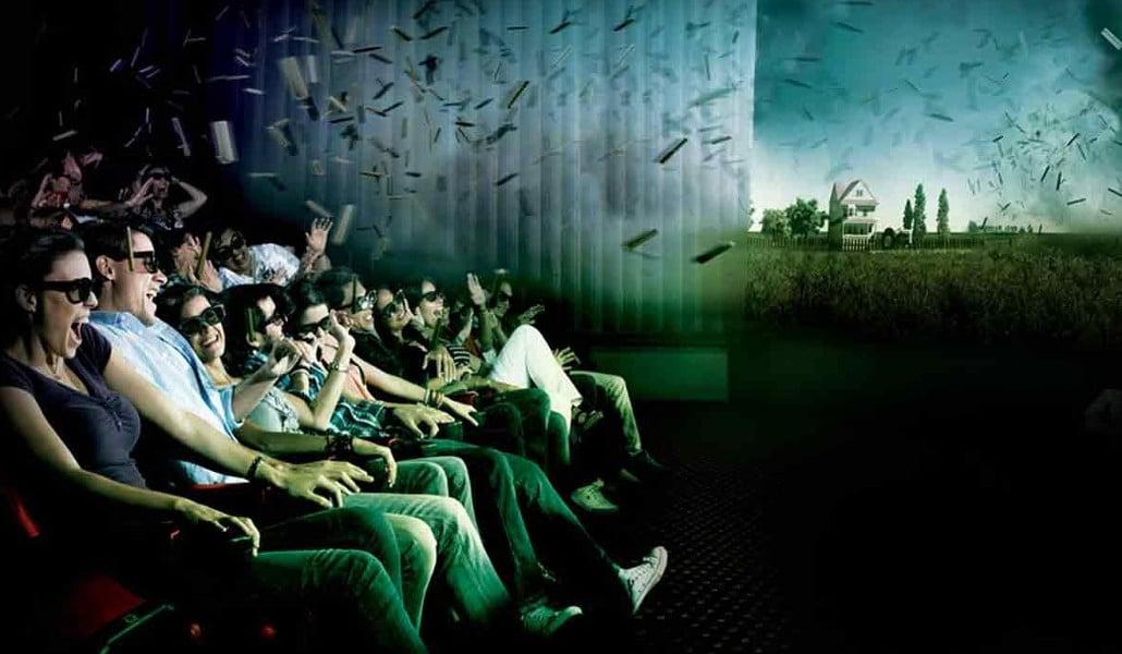 Así es el primer cine multisensorial de Valencia