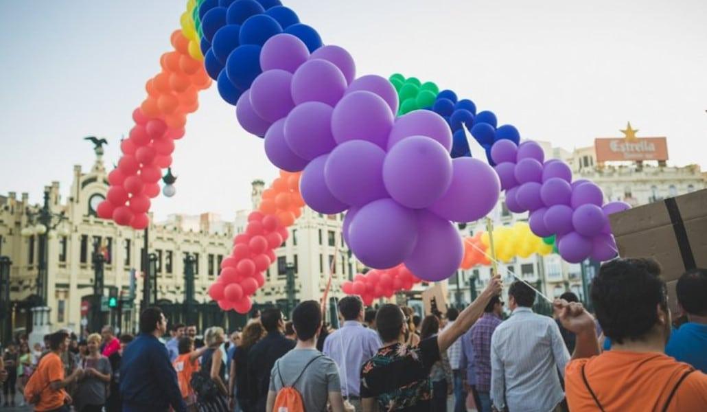orgullo gay valencia 2019