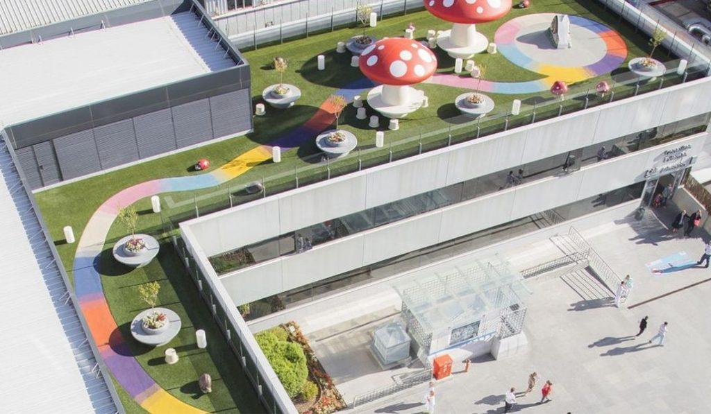 jardin hospital la fe