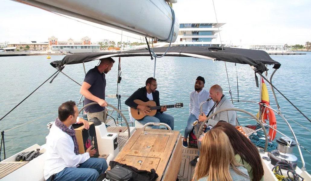 musical boats valencia