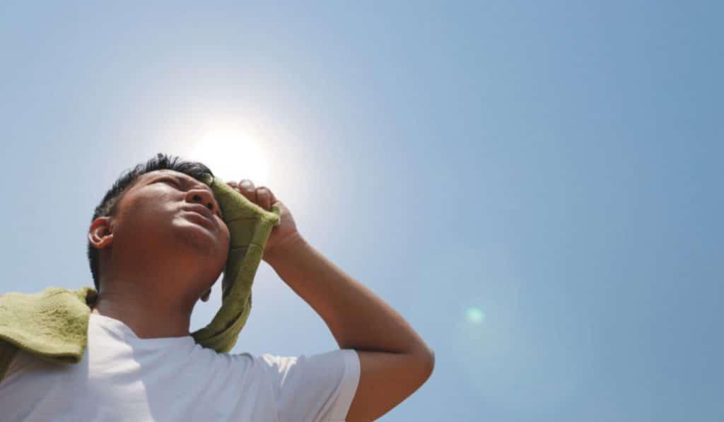 ¿Por qué sudamos tanto en Valencia?