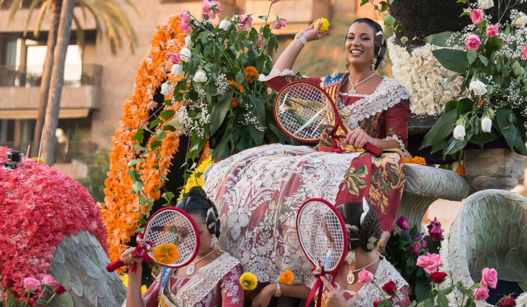 La Batalla de Flores: el evento más bonito de la Feria de Julio