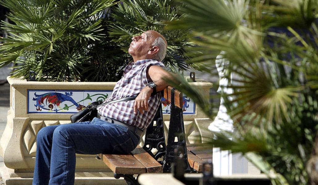 Ola de calor en Valencia: temperaturas de hasta 40 grados
