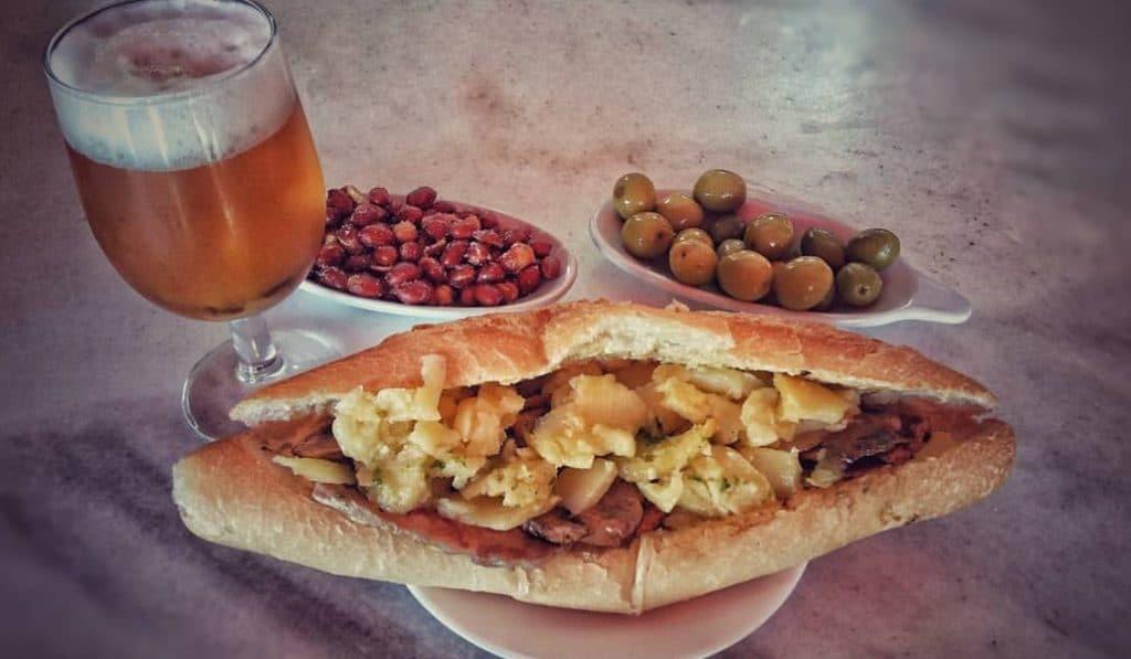 almuerzo valencia dieta valenciana