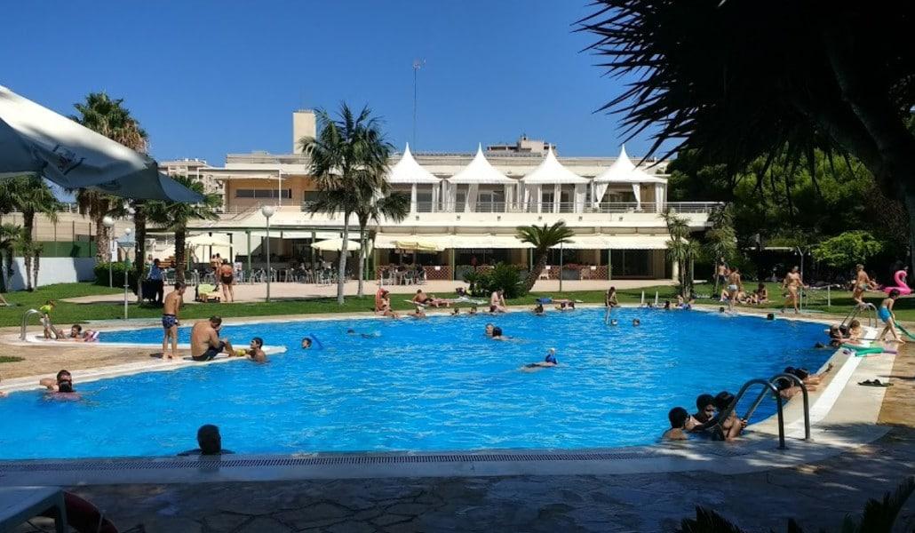 valencia la hipica piscina