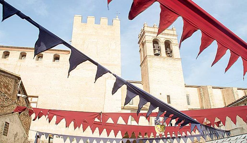 mercado medieval alaquas