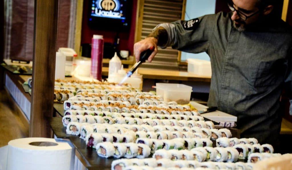 The Sushi Room, un trocito de Japón en Ruzafa