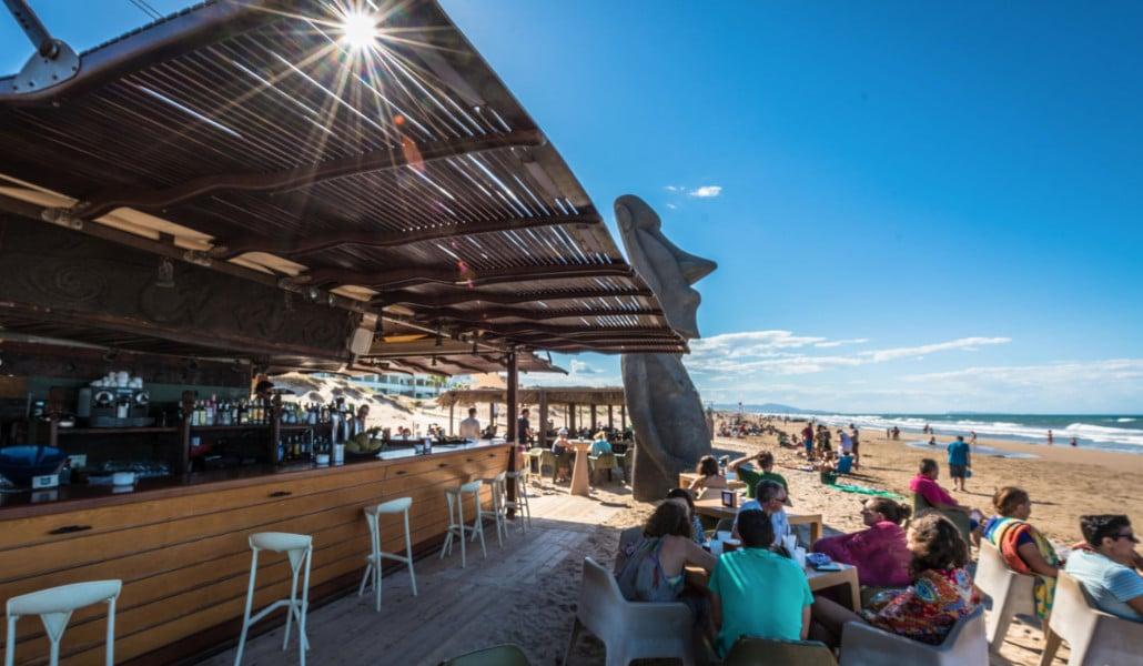 Los mejores chiringuitos de playa en Valencia