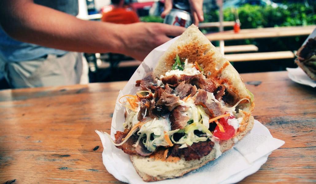 Estos son los mejores kebabs de Valencia