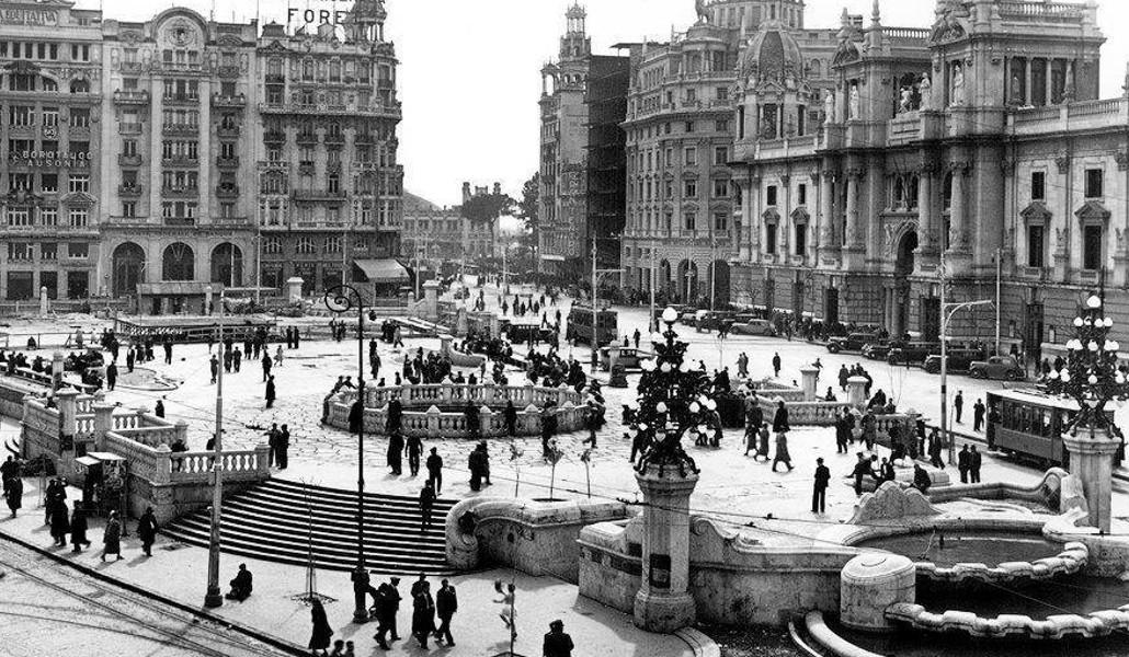 plaza ayuntamiento 1939 3