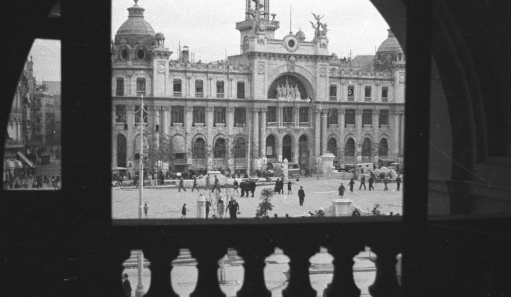 plaza ayuntamiento 1939