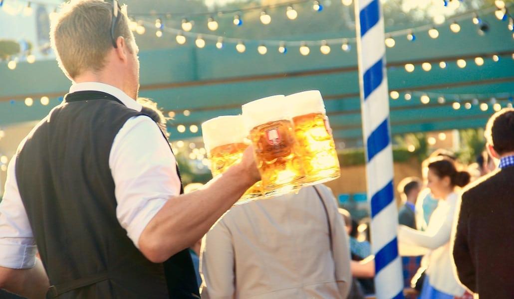 La mejor cerveza alemana llega al Veles e Vents