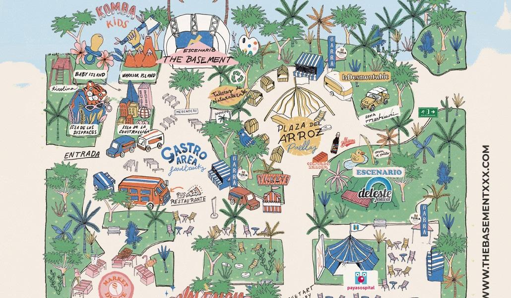 dias de parque mapa