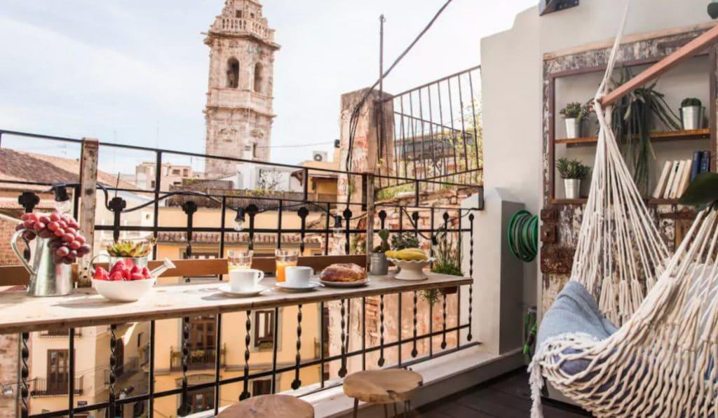 ¿Cuántos Airbnb hay en tu barrio?